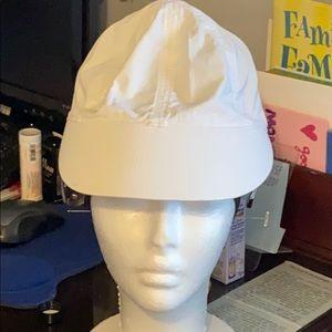 Lululemon white athletic hat